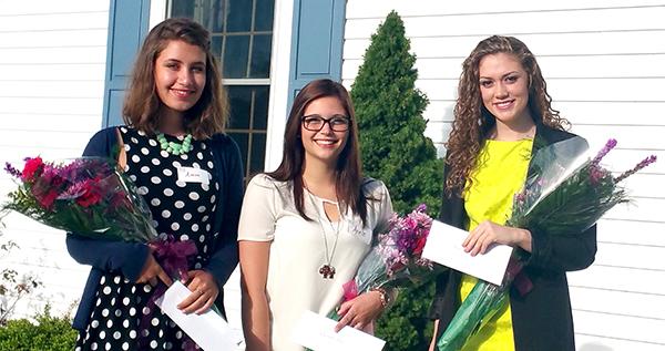 Rose City BNI Scholarship Winners