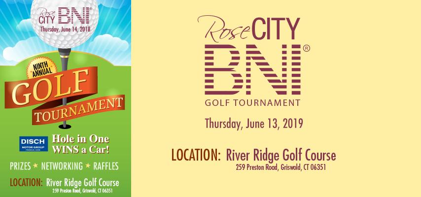 2019 Golf Scholarship Tournament